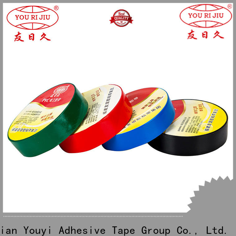 Yourijiu corrosion resistance electrical tape personalized for motors