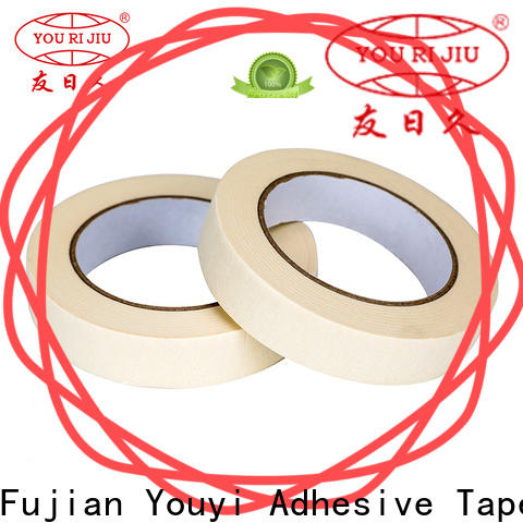 Yourijiu adhesive masking tape supplier for light duty packaging