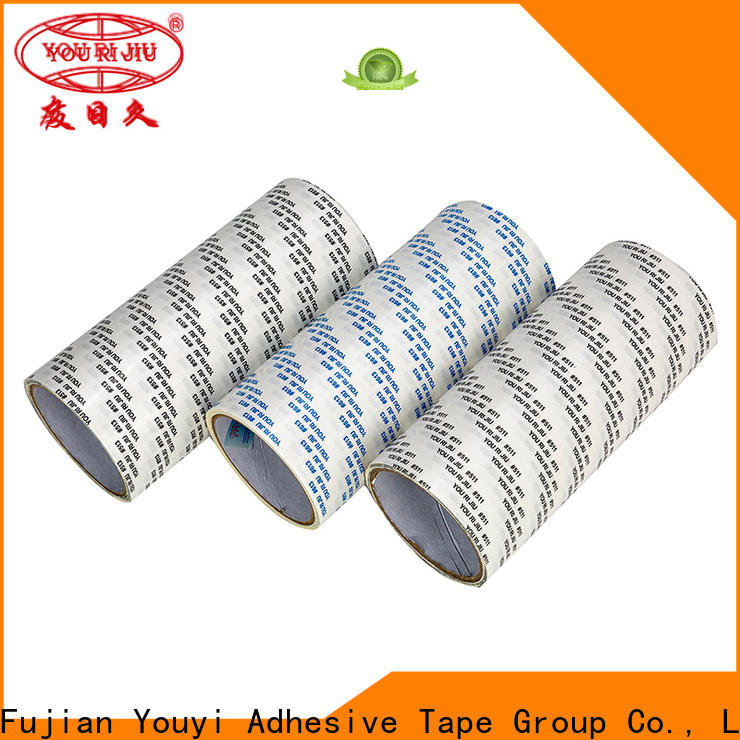Yourijiu adhesive tape directly sale for refrigerators