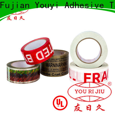 odorless bopp adhesive tape high efficiency for auto-packing machine