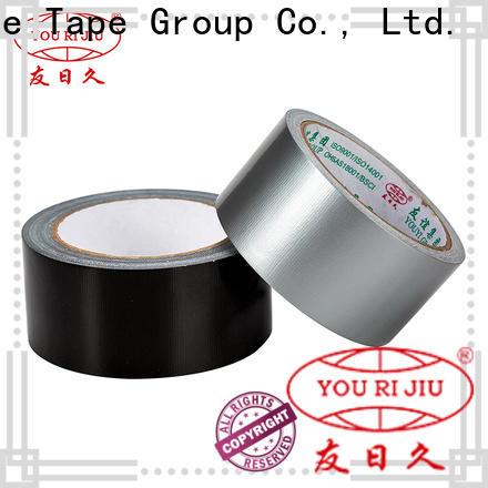 Yourijiu high viscosity cloth tape manufacturer for carton sealing