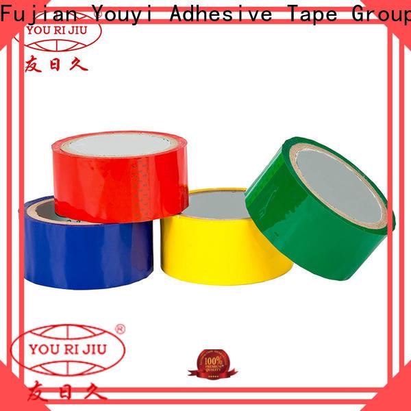 odorless bopp adhesive tape factory price for decoration bundling