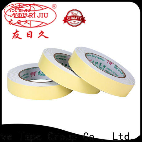 Yourijiu double tape manufacturer for stationery