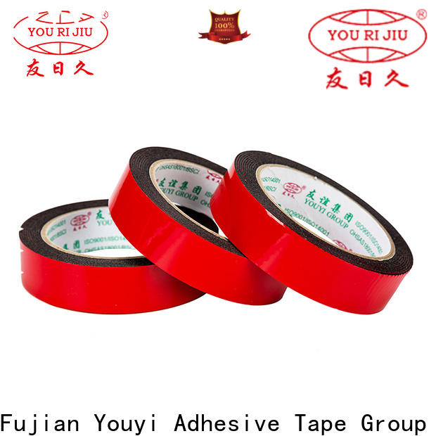 Yourijiu double sided foam tape at discount for stickers