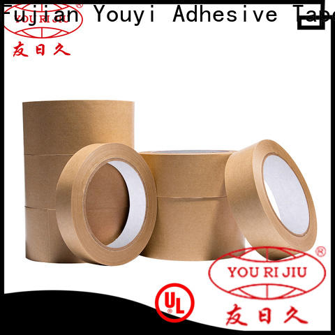 Yourijiu kraft paper tape directly sale for food package