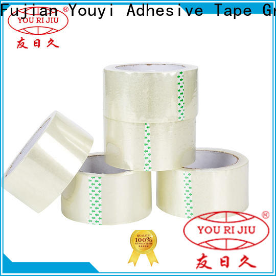 Yourijiu bopp adhesive tape factory price for gift wrapping