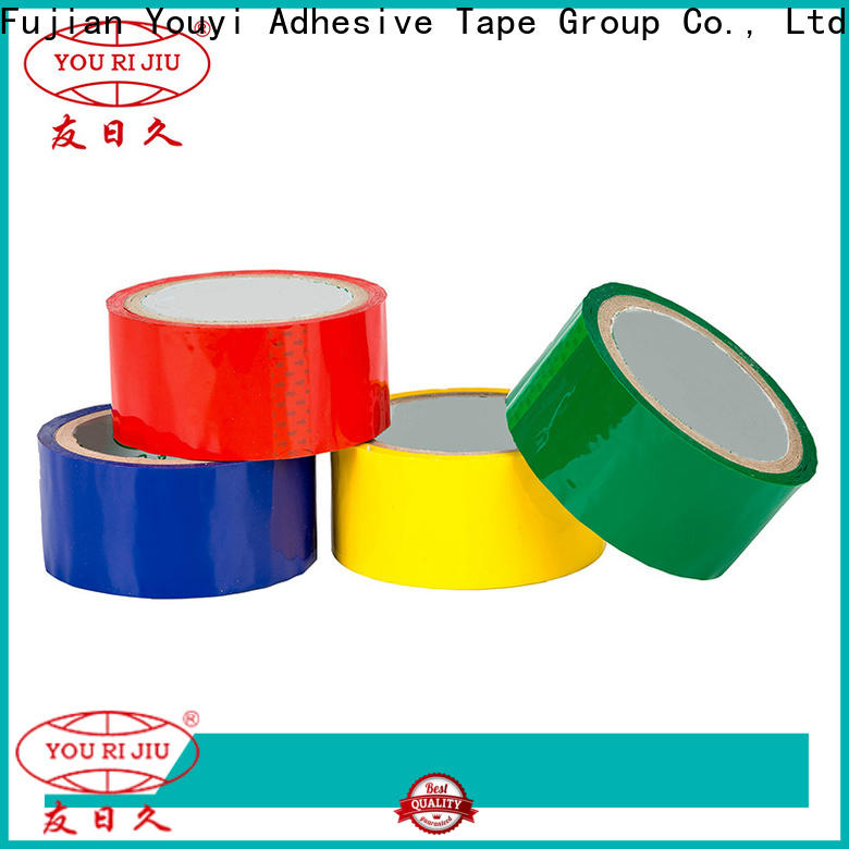 Yourijiu bopp stationery tape supplier for decoration bundling
