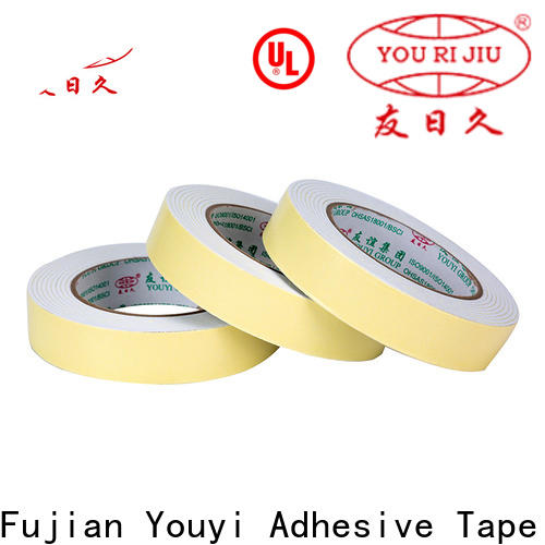 Yourijiu double sided eva foam tape at discount for stationery