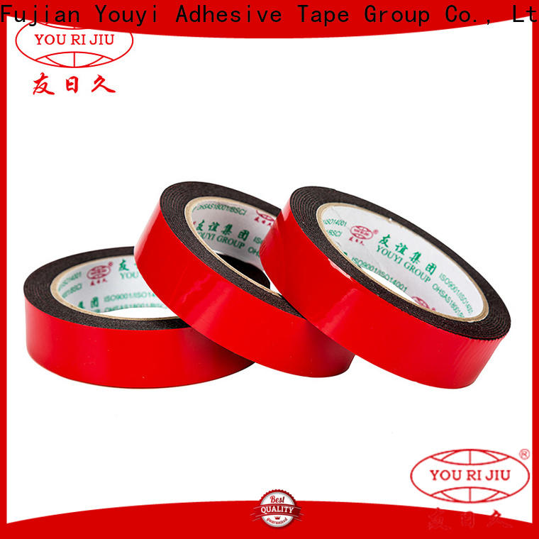 professional two sided tape manufacturer for stickers
