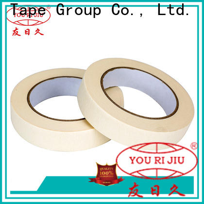 Yourijiu high adhesion best masking tape supplier for home decoration