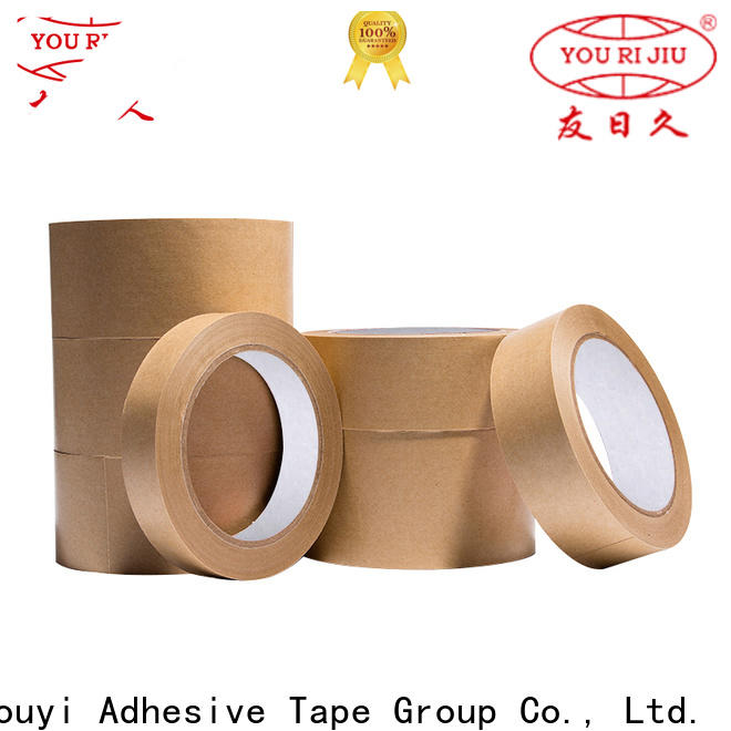 high quality kraft tape factory price for food package