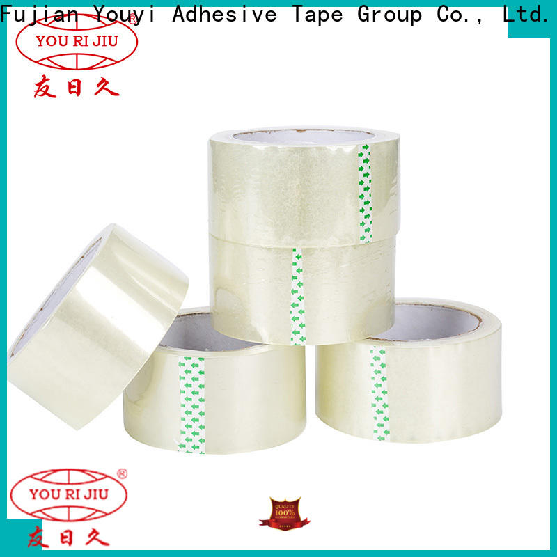 good quality colored tape anti-piercing for gift wrapping