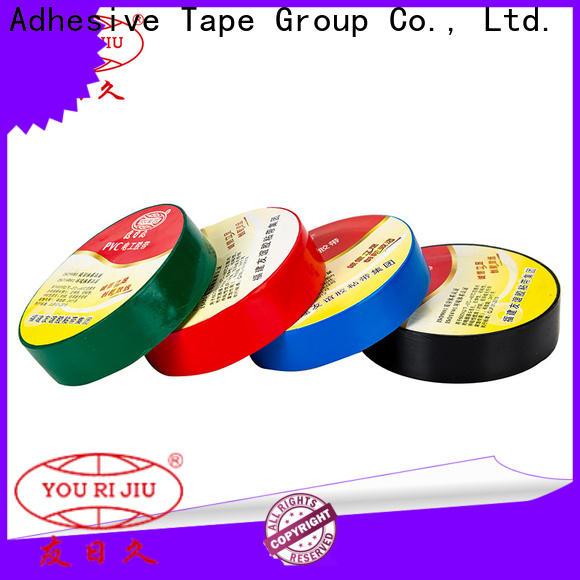 Yourijiu pvc adhesive tape wholesale for motors