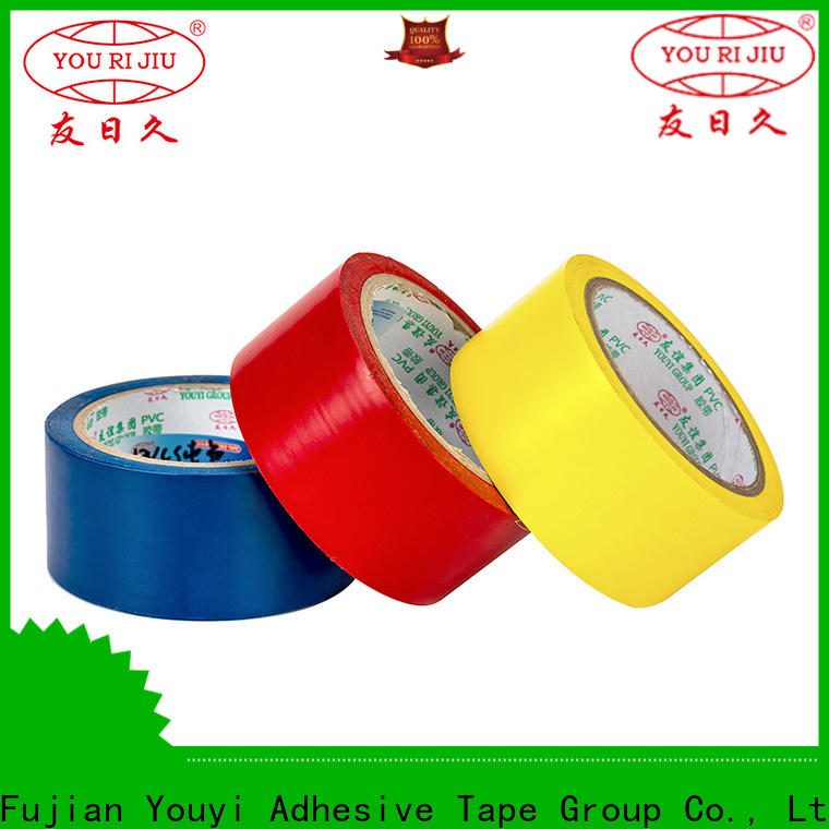 Yourijiu electrical tape supplier for insulation damage repair