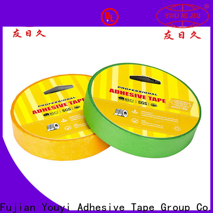 Yourijiu durable rice paper tape manufacturer foe painting