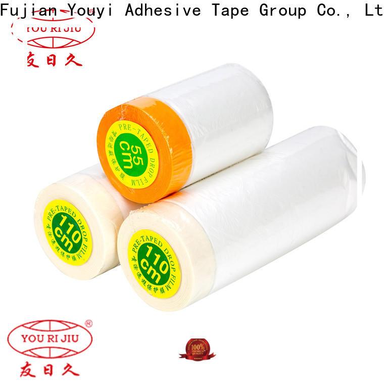 Yourijiu popular adhesive masking film design for painting