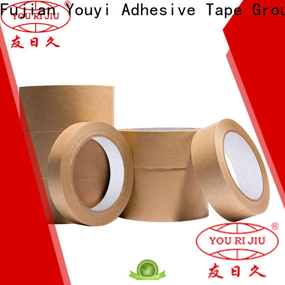 Yourijiu professional kraft paper tape on sale for package