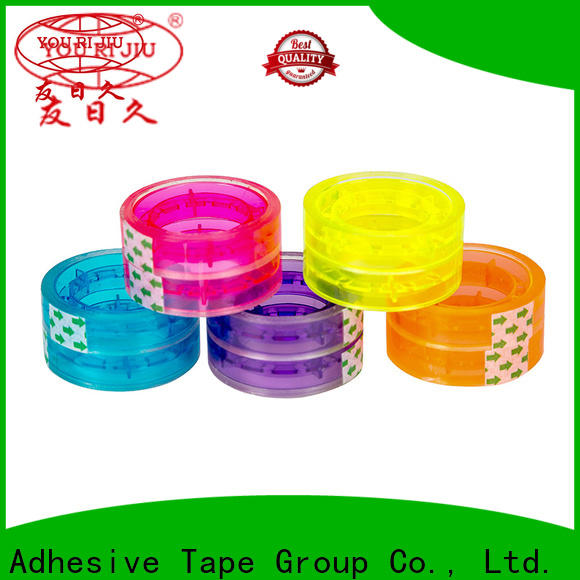 Yourijiu clear tape anti-piercing for gift wrapping