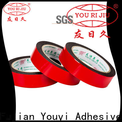 Yourijiu double sided foam tape promotion for stationery