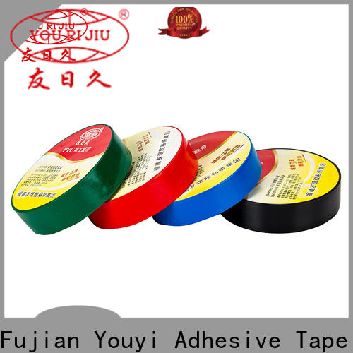 Yourijiu good quality pvc tape personalized for voltage regulators