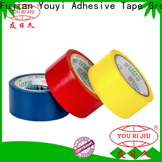 corrosion resistance pvc electrical tape personalized for transformers