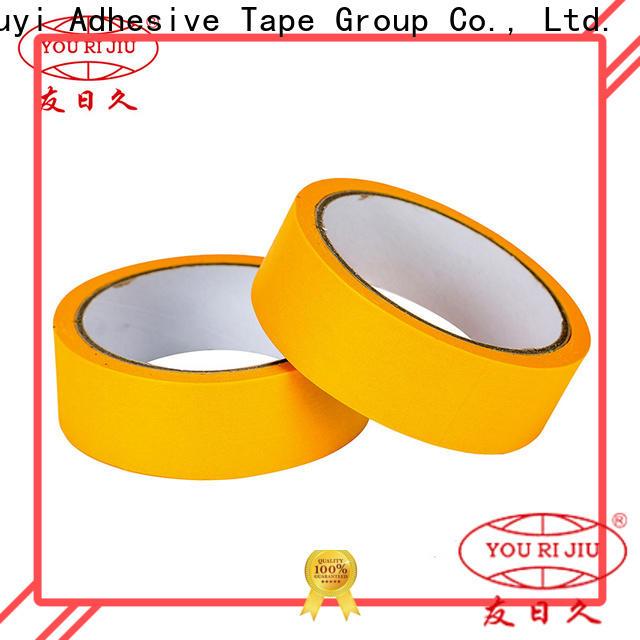 Yourijiu durable washi masking tape supplier foe painting