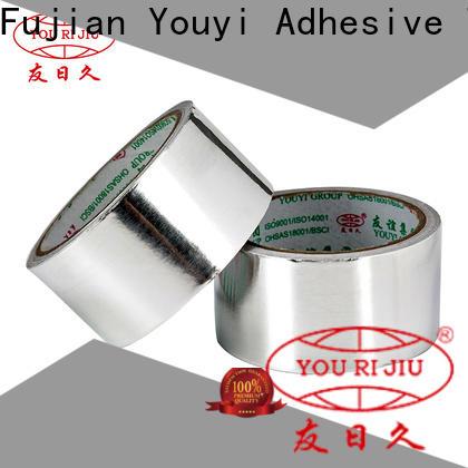 Yourijiu professional aluminum tape customized for hotels
