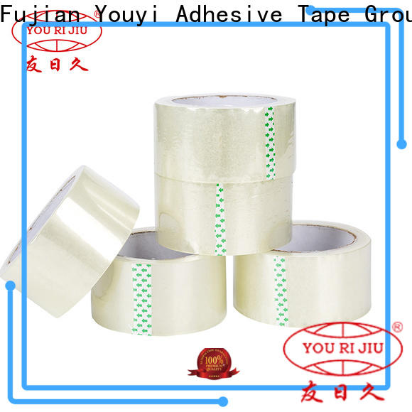 Yourijiu transparent clear tape high efficiency for auto-packing machine