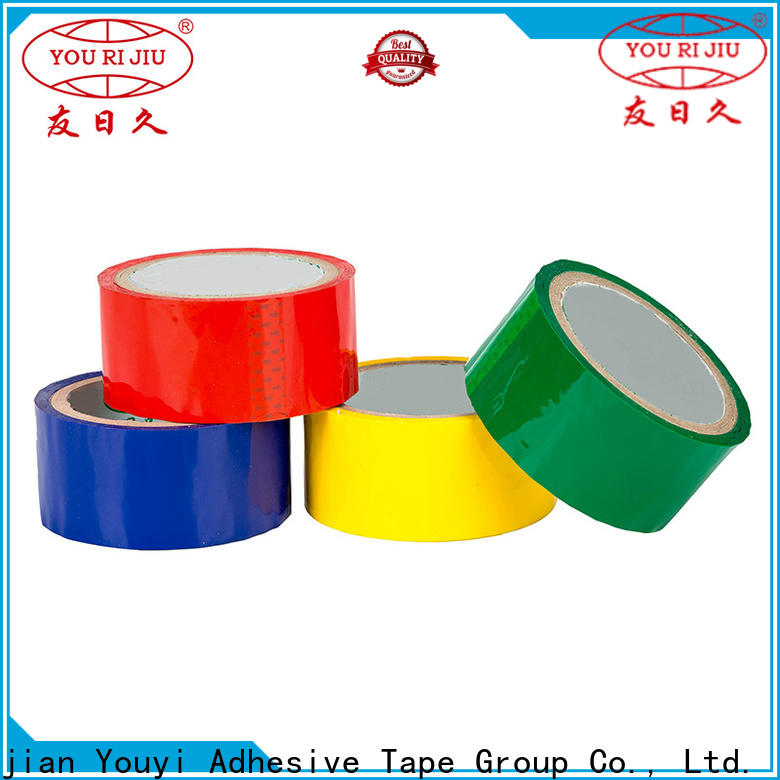good quality bopp stationery tape high efficiency for strapping