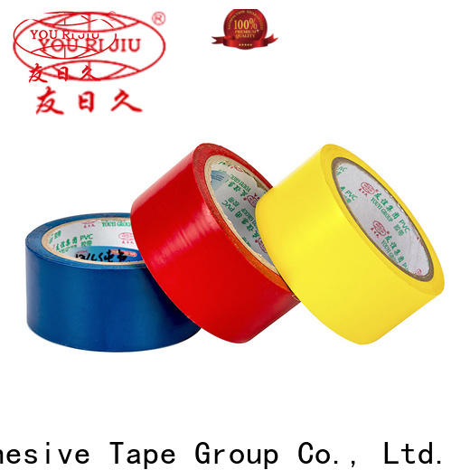 Yourijiu pvc tape factory price for wire joint winding