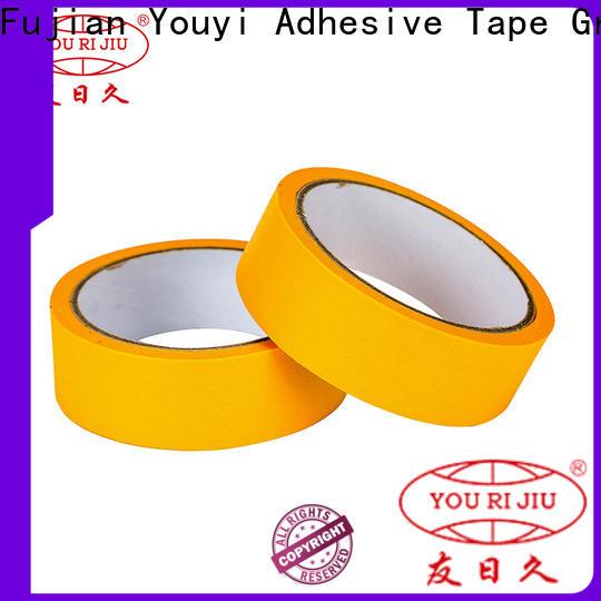 Yourijiu paper tape supplier foe painting