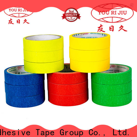 good chemical resistance masking tape easy to use for woodwork