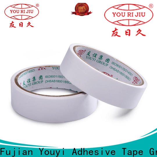 Yourijiu safe double sided tape manufacturer for office