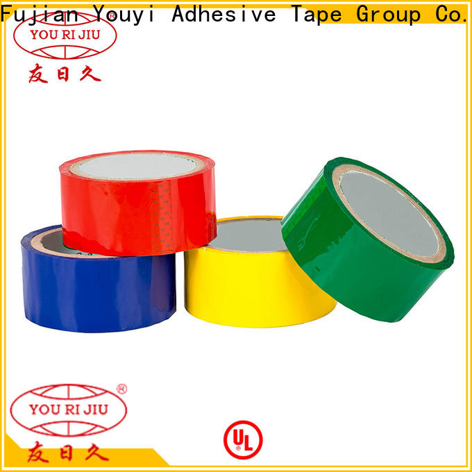 Yourijiu bopp printed tape supplier for gift wrapping
