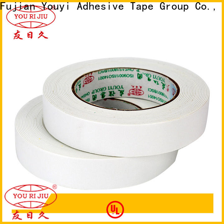aging resistance double sided tape online for stationery