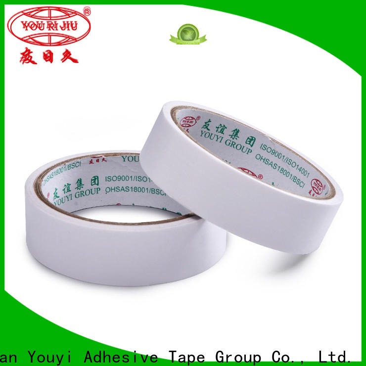 Yourijiu double sided foam tape manufacturer for food