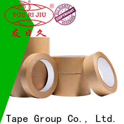 Yourijiu kraft paper tape at discount for stationary