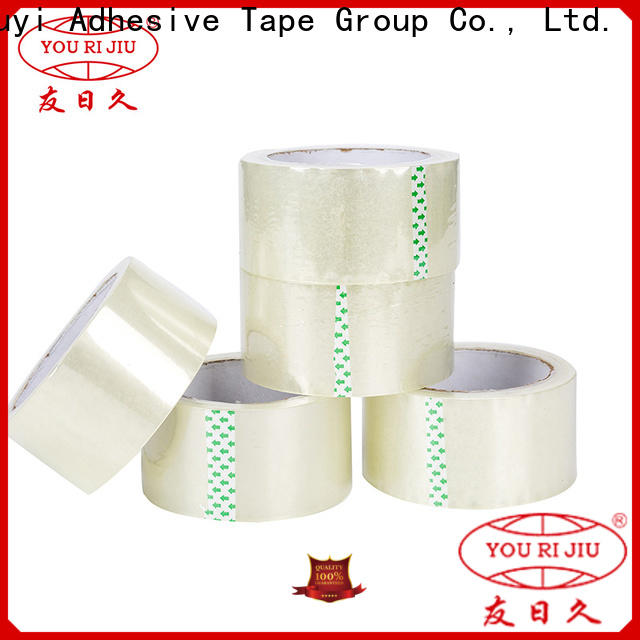 non-toxic bopp packaging tape anti-piercing for carton sealing