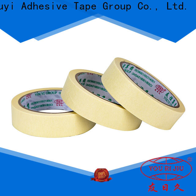 no residue paper masking tape supplier for woodwork
