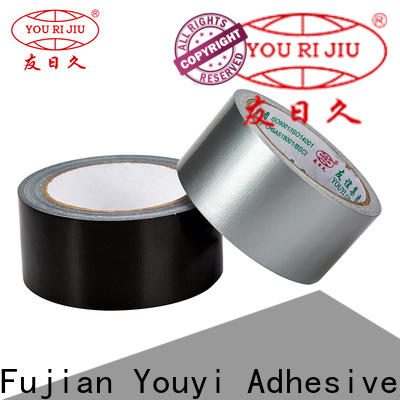 Yourijiu aging resistance cloth adhesive tape directly sale for carpet stitching