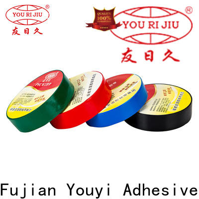 corrosion resistance pvc adhesive tape factory price for voltage regulators
