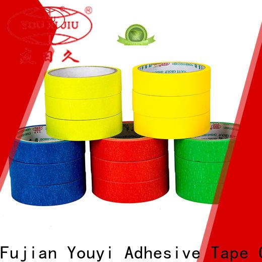 Yourijiu masking tape wholesale for woodwork