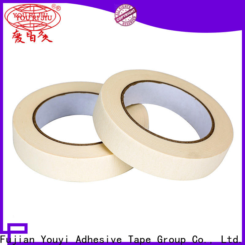 Yourijiu best masking tape directly sale for light duty packaging