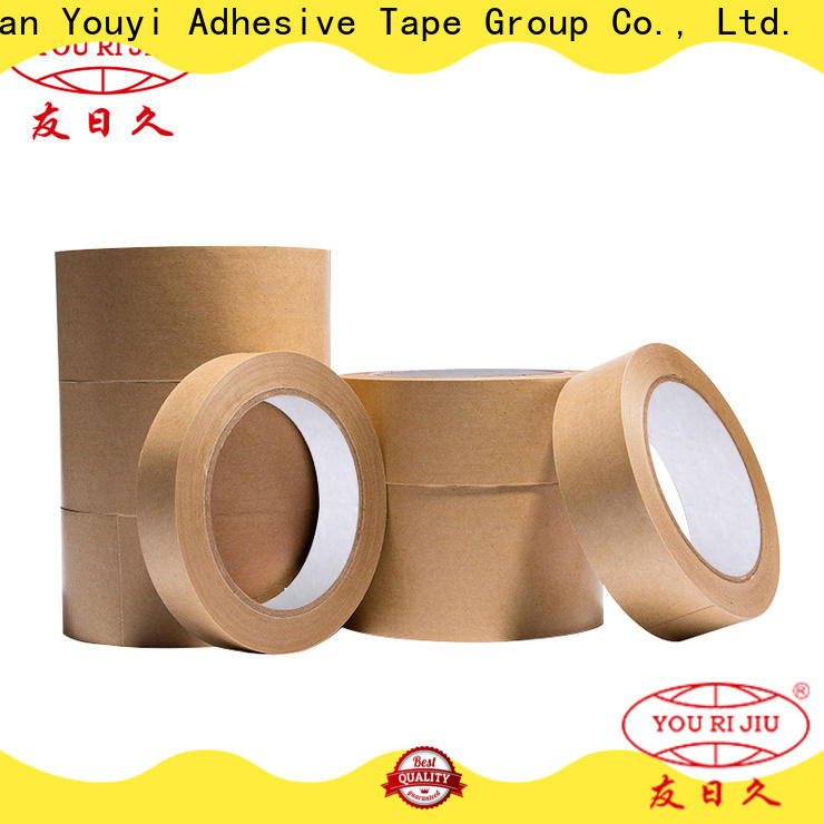 Yourijiu paper craft tape factory price for package