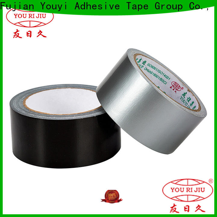 Yourijiu oil resistance cloth tape directly sale for carpet stitching