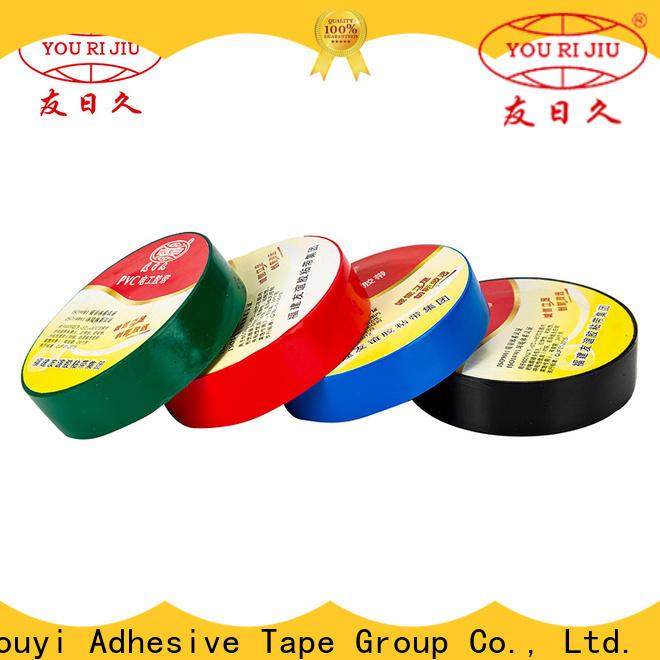 Yourijiu waterproof pvc sealing tape personalized for insulation damage repair