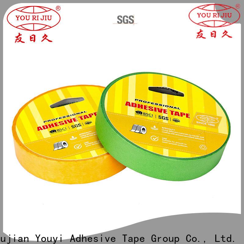 Yourijiu high quality washi masking tape manufacturer for tape making
