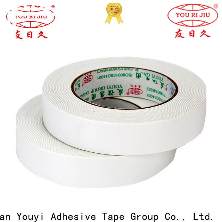 safe double face tape manufacturer for stickers