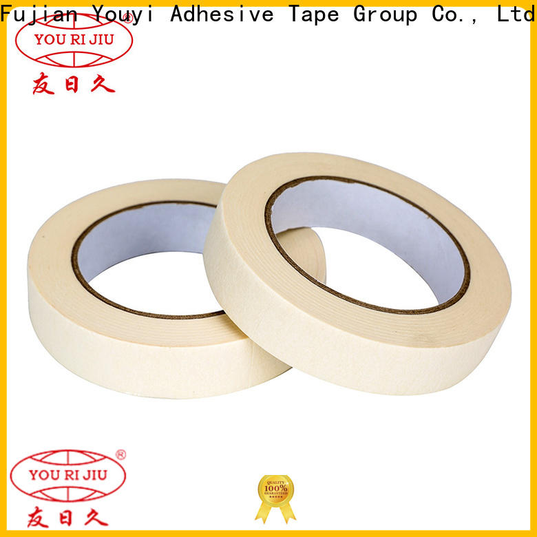 Yourijiu masking tape price wholesale for woodwork