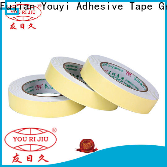 Yourijiu aging resistance double side tissue tape promotion for stationery